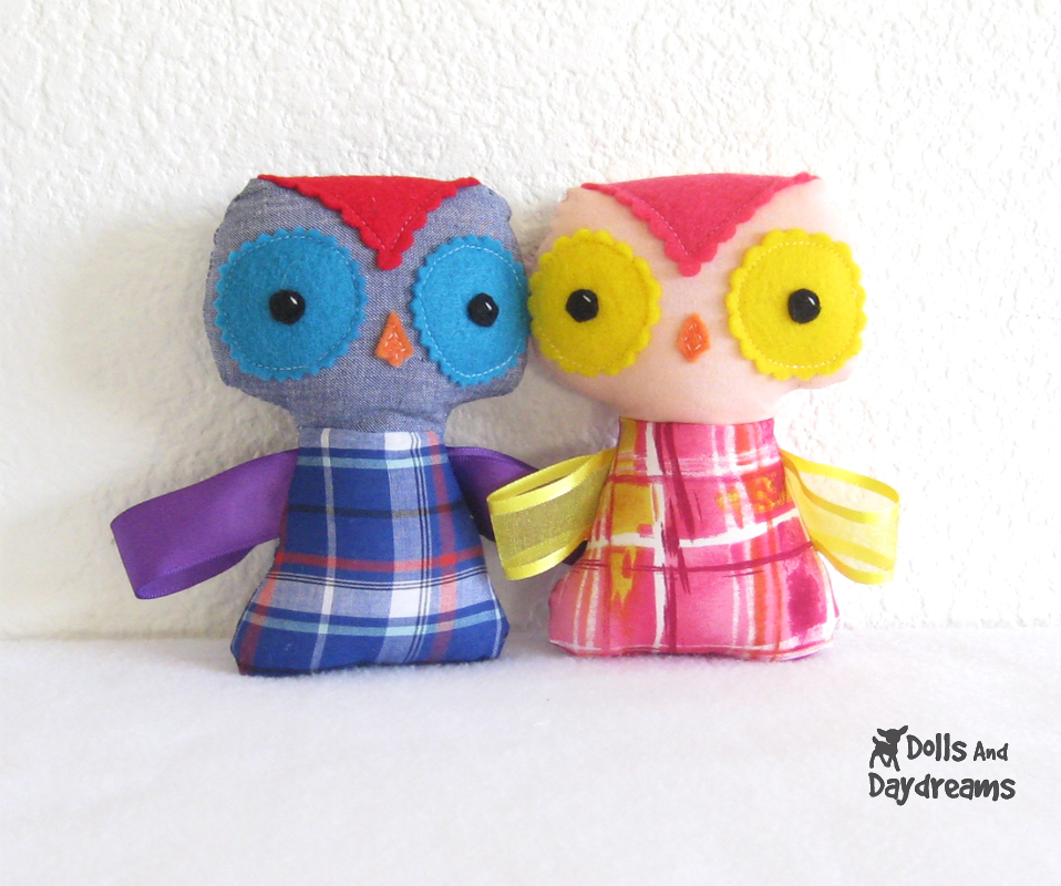 Dolls And Daydreams - Doll And Softie PDF Sewing Patterns: Giveaway ...