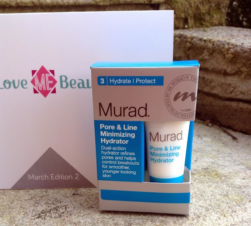 Murad sample from Love Me Beauty Box