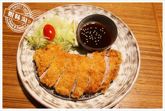 鮨彩壽司-炸豬排180元
