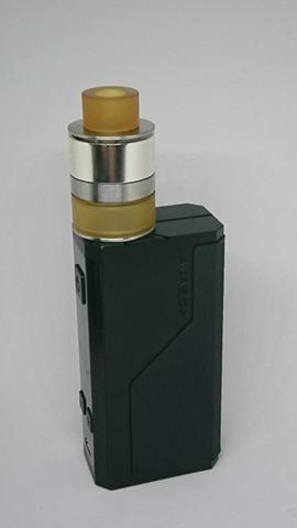 DSC 3089 thumb%255B3%255D - 【RDTA】JD TECH 「Manta RDTA」マンタRDTAレビュー!フィリピン製のハイエンドアトマイザー。決してさわやか万太郎ではない。【電子タバコ/爆煙/オーセン】