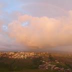 Un arcoiris completo