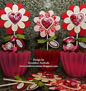 Ideas De Arreglos Para Vender En San Valentin
