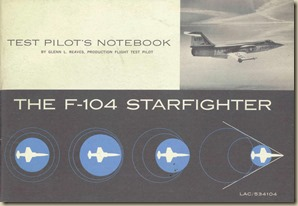 Lockheed F-104 Test Pilot's Notebook_01
