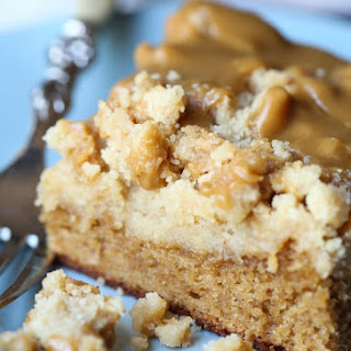 Brown Sugar Crumb Cake.