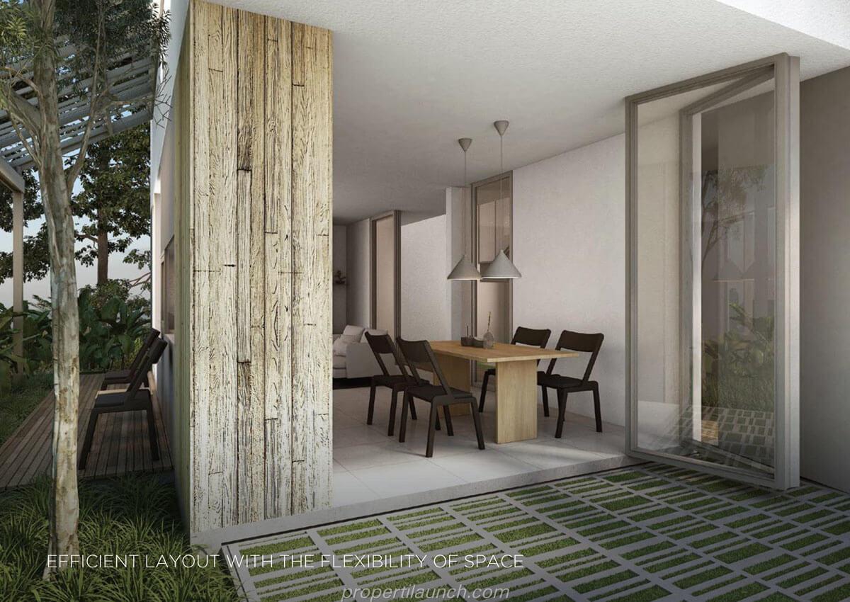 Desain Rumah Asera Nishi Bekasi