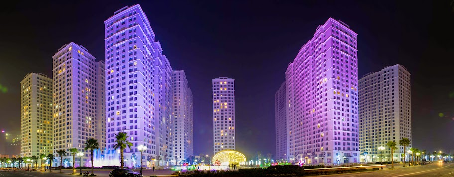 Chung cư Park Hill Times City