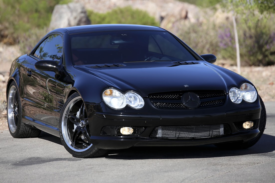 2005 mercedes benz sl class sl55 amg eurocharged stage 1 for 2005 mercedes benz sl55 amg