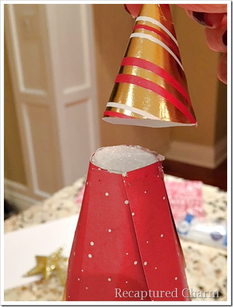 paper christmas tree 13