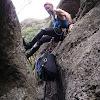 BARRANCO LUMOS (Sierra de Guara) : le 24 octobre 2011. ______________________________________