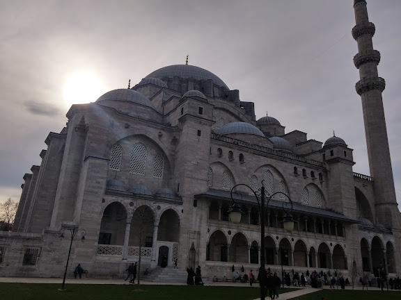 Мечеть Сулейманіє