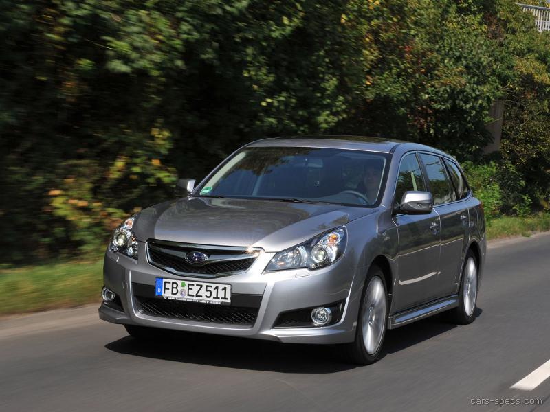 2010 Subaru Legacy Sedan Specifications Pictures Prices