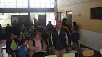 Reunión en  La Araucana