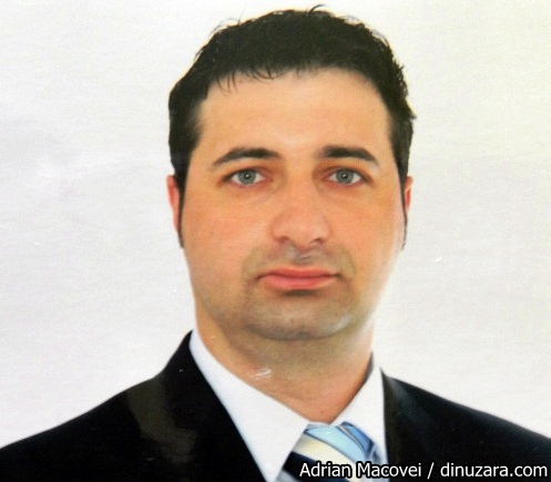 Adrian Macovei, candidatul UNPR pentru Primăria Suceava