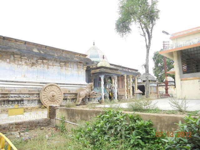 Sri Nageswaraswamy Temple, Thirukkudandai Keezhkottam, Kumbakonam - 275 Shiva Temples