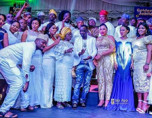 See Exclusive Photos Of Nollywood Celebrities At Wasiu Alabi Pasuma's 50th Birthday Party