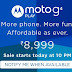 Amazon Loot Deal - Buy Moto G4 Play At Rs 8999 On Open Sale