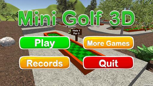Mini Golf 3D Adventure  astuce 1