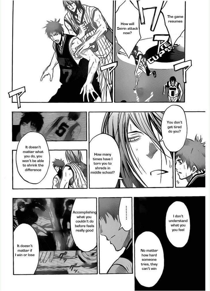 Kuroko no Basket Manga Chapter 152 - Image 04