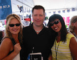 David Copeland With Naked News Roxanne West And Lily Kwan