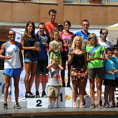 Medio Maratón de Torralba 2016 - Trofeos