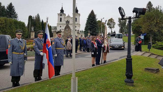 73 Rocznica Bitwy Karpacko - Dukielskiej - 20171005_104456.jpg