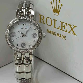 Jual jam tangan Rolex Rantai