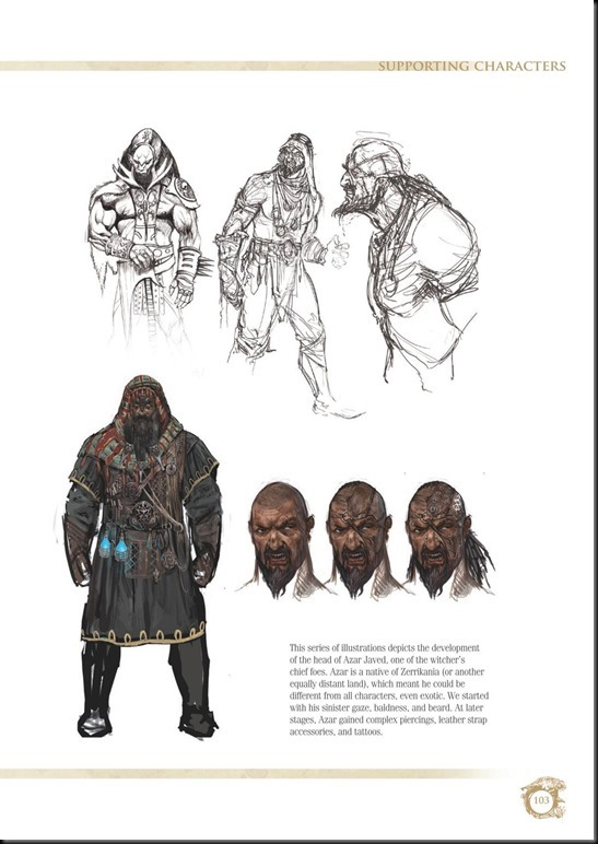 The Witcher (1) _ Artbook_816932-0104