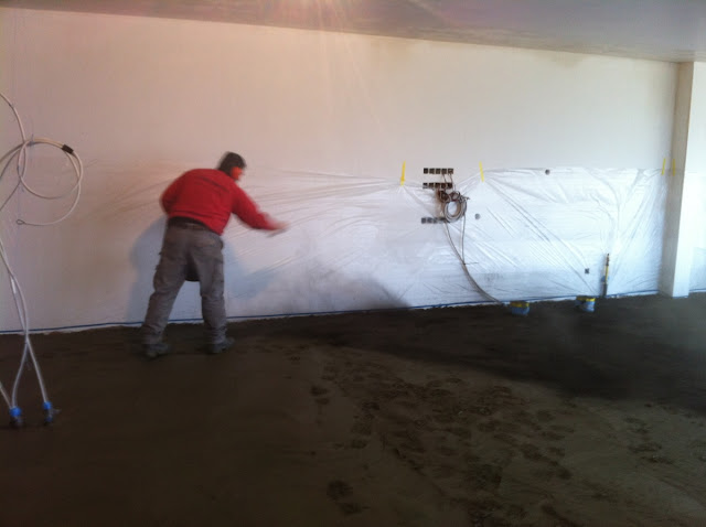 Zwart Betonvloer Keuken : Polybeton gepolierde beton beton vloer bouwinfo