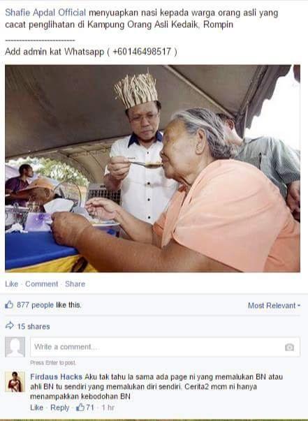 Cerita Bodoh Untuk Umno