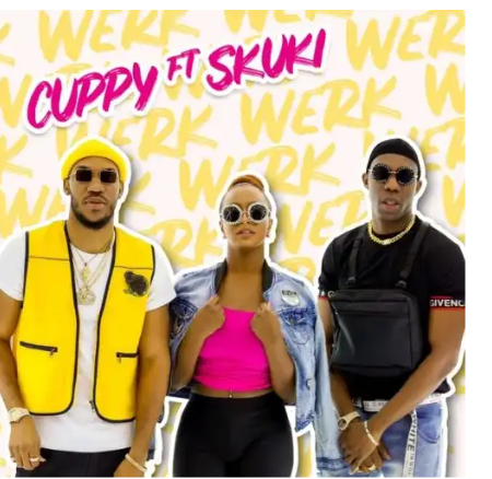 Download music:- Dj cuppy ft skuki -werk