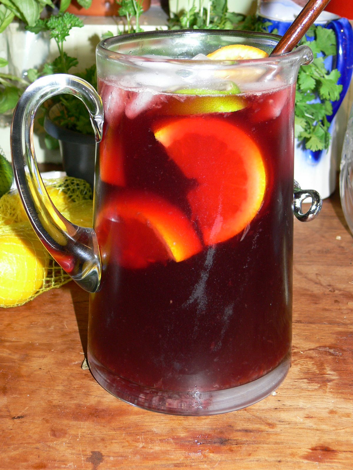 Sangria recipe - How to prepare traditional sangria | Fine Wine and ...