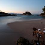 Ponta Dos Ganchos - Beach%2Bdinner.jpg