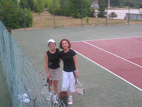 Photo: AMPARO - NATALIA TORNEO 2006