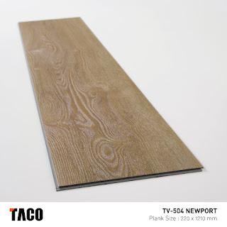 Vinyl Taco 5mm TV-504 Newport