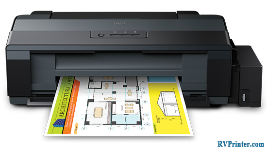 The Ink Tank System of Epson L1300 and Epson L1800