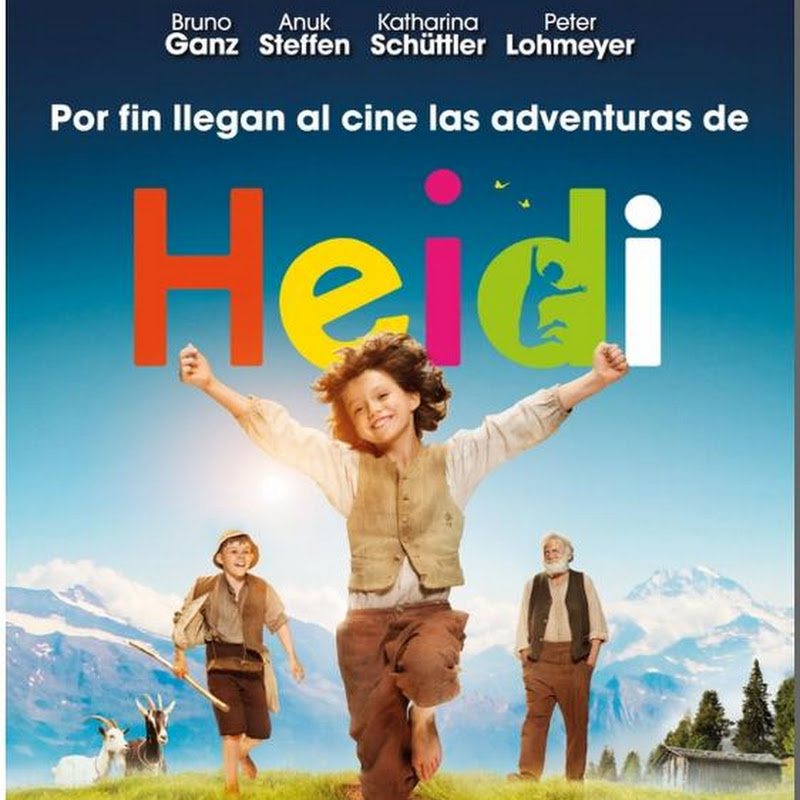 Heidi fecha de estreno argentina poster latino afiche for Espectaculos argentina 2016