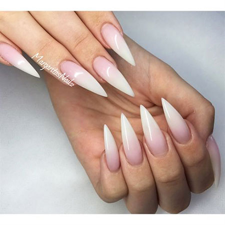 Stiletto Nail Art Designs - Good-Looking Stiletto Nail Art Designs Ideas - Nails C