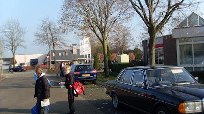 Schaatsen met Spar Henk v Veluw en Pomp Sjors