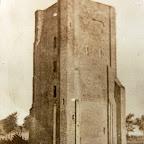 Templar tower at Nieuport