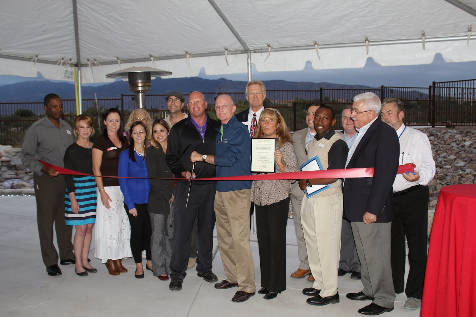 The Villas at Houghton celebrates the expansion of their assisted living & memory care neighborhood with the opening of the ninth custom villa.  The neighborhood offers residents the comfort of home regardless of their cognitive or physical abilities.  Round the clock caregivers ensure the well-being of each resident.