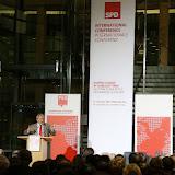 Lula participa da Conferência Internacional do Partido Social-Democrata da Alemanha