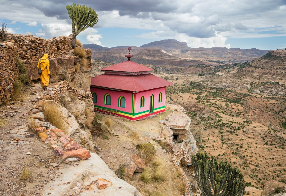 Ethiopia's Churches In The Sky | Amusing Planet