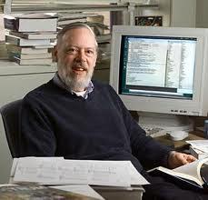 Dennis Ritchie Penemu Bahasa Pemrograman C