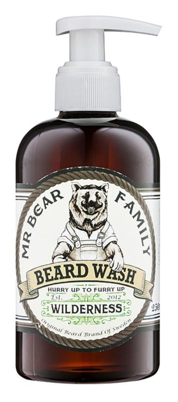 Mr Bear Family Wilderness