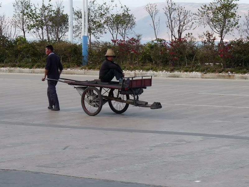 Chine. Yunnan Dali .En vélo vers le lac ERHAI - P1170795.JPG