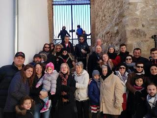 Visitas Castillo 2015