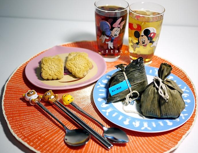 1 新東陽小湘粽 紫米 八寶甜粽 雪藏綠豆糕