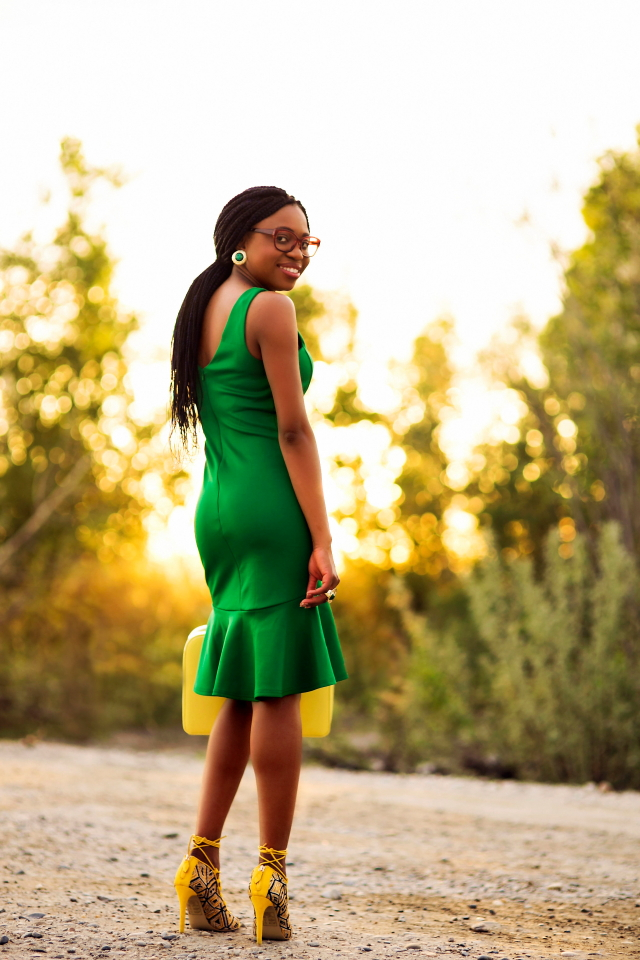 THE BEST PEPLUM DRESS AND OUTFIT STYLES FOR LADIES IN 2018 1