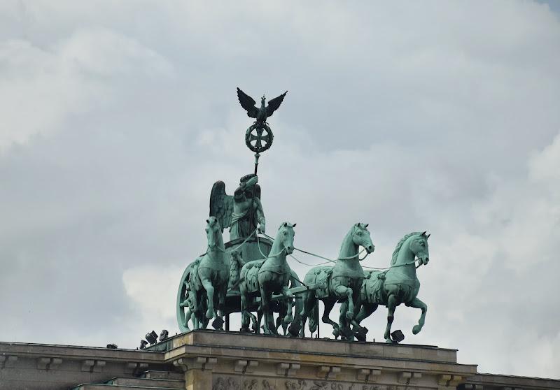 Porte de Brandenbourg, Mitte à Berlin, Allemagne, Travel, Voyages, TravelBlogger