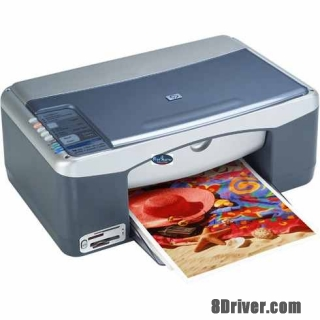 get driver HP PSC 2108 All-in-One Printer